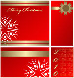 Christmass elements Stock Photo