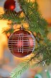 Christmass Kugeln lizenzfreies stockbild