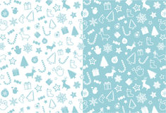 Christmass seamless pattern Stock Photography