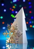 Christmass toys stock image