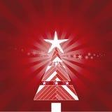 Christmass tree Stock Photography