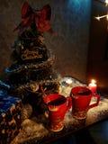 Christmasstree stock photo