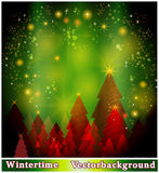 Christmassy background Stock Photos