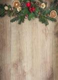 Christmassy background Stock Photography
