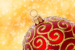 Christmast ball Royalty Free Stock Photo