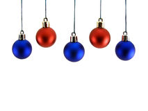Christmast balls Stock Photography