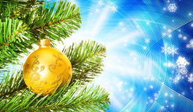 Christmast decoration Stock Image