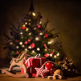 Christmastide Royalty Free Stock Photography