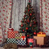 christmastime Photos stock