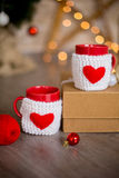 Christmastime decoration Stock Photography