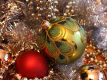 Christmastime Royalty Free Stock Images