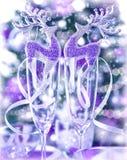 Christmastime still life Royalty Free Stock Image