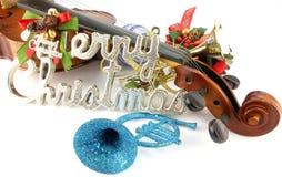 Christmastornamenten Stock Foto's