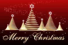 Christmastree Royalty Free Stock Photo