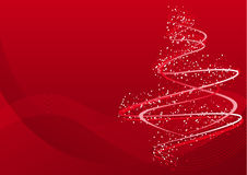 christmastree Στοκ Εικόνα