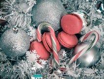 Christmstijd - de liefde is het antwoord Stock Foto