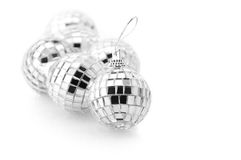 Christnas decorations stock images
