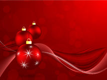 Christnas vector background. Eps10 Royalty Free Stock Photos
