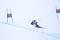 Christof Innerhofer - Fis World Cup Stock Images