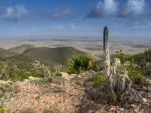 Christoffel National park Stock Photo