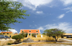 Christoffel National Park Landhuis. Christoffel National Park Curacao a Caribbean island in the Dutch Antilles Stock Image