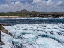 Christoffel National Park ocean Royalty Free Stock Photography