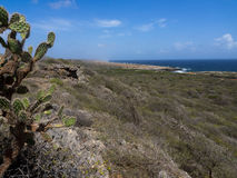 Christoffel National Park view Stock Photography