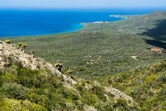 Christoffel National park Royalty Free Stock Image
