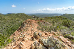 Christoffel National park Stock Photo