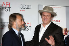 Christoph Waltz, John C Reilly,  Stock Photography