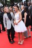 Christophe Guillarme and Aida Touihri Royalty Free Stock Photo