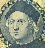 Christopher Columbus Images libres de droits