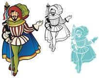 Christopher Columbus illustration de vecteur