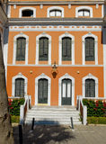 Christopher columbus house. Huelva, Spain. Royalty Free Stock Image