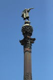 christopher Columbus posąg Zdjęcie Stock