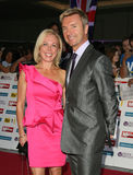 Christopher Dean, Jayne Torvill Royalty-vrije Stock Foto
