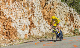 Christopher Froome, Individual Time Trial - Tour de France 2016 Stock Photos