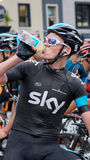Christopher Froome na GPCQM, Quebec, Canada Stock Fotografie