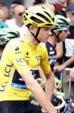 Christopher Froome Team Sky Tour de France 2015 Stock Photos