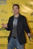 Christopher Kid Reid op het rode tapijt. stock afbeeldingen