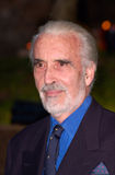 Christopher Lee Royalty Free Stock Photo