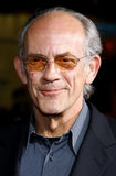 Christopher Lloyd Royalty Free Stock Photo