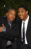 Christopher Massey, Kyle Massey Stock Images