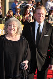 Christopher Mc Donald, Kathy Bates Stock Photography