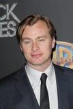 Christopher Nolan alla presentazione 2012 dello studio del WB di CinemaCon, hotel del Caesars Palace, Las Vegas, nanovolt 04-24-12 Fotografie Stock