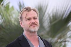 Christopher Nolan assiste all'appuntamento Immagine Stock Libera da Diritti