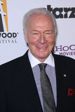 christopher plummer Obrazy Royalty Free