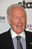 christopher plummer Obraz Stock