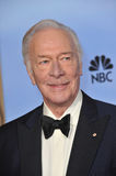 Christopher Plummer Stock Photo