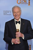 Christopher Plummer Stock Photography